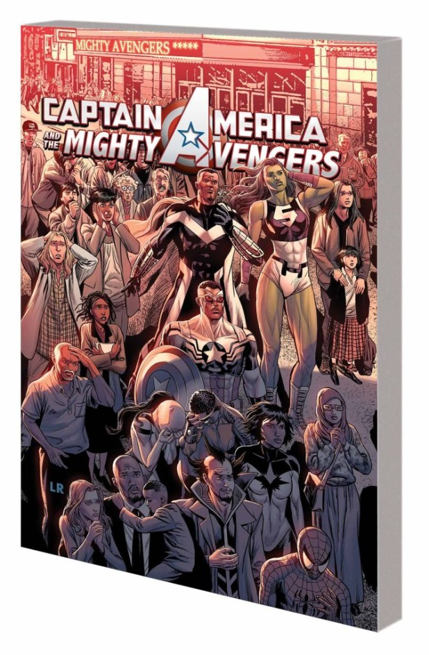 Captain America and the Might Avengers: Last Days Trade Paperback Volume 2