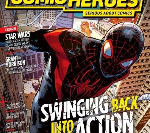 Comic Heroes Issue 25