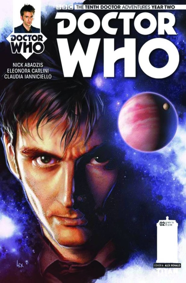 Doctor Who: The Tenth Doctor - Years 2 #2 - Regular