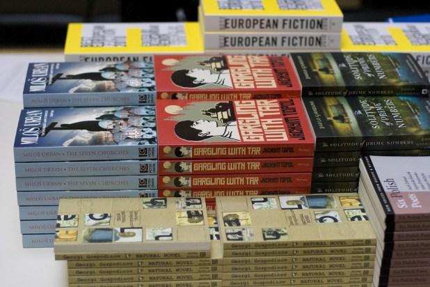 European Literature Night Image