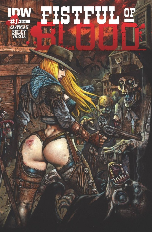 Fistful of Blood #1