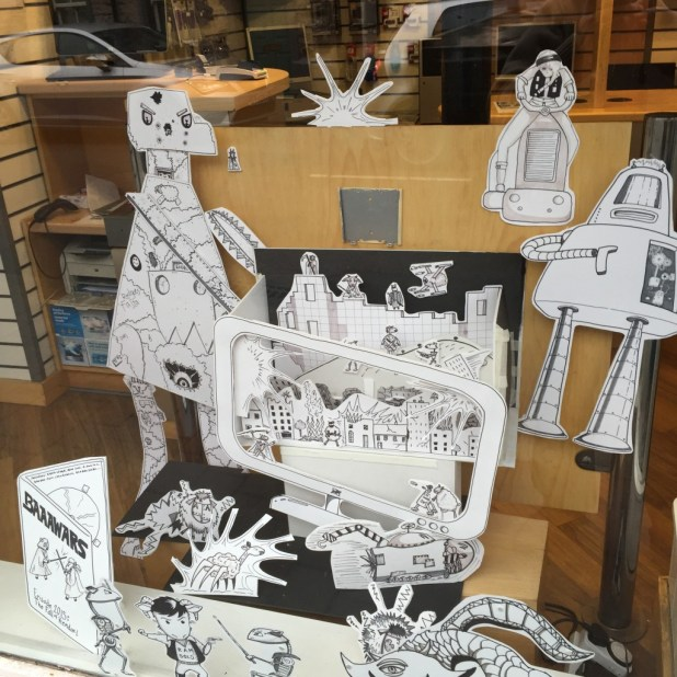 LICAF 2015 Windows Trail: Doodle Gang