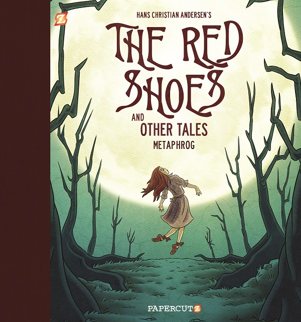 Red Shoes Cover s