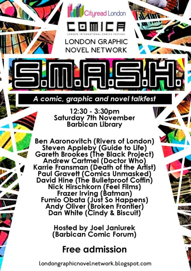 S.M.A.S.H. 2015 Poster