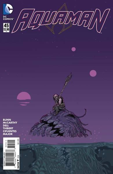 Aquaman #45