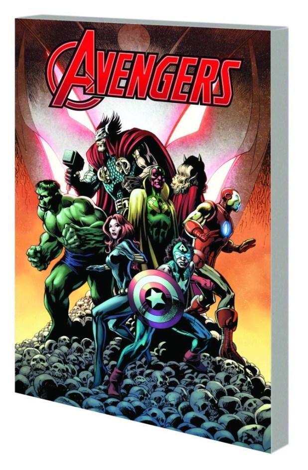 Avengers Ultron Forever Trade Paperback