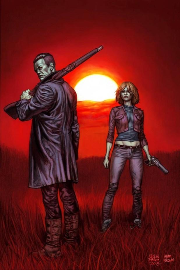 Bloodshot Reborn #7 Cover B