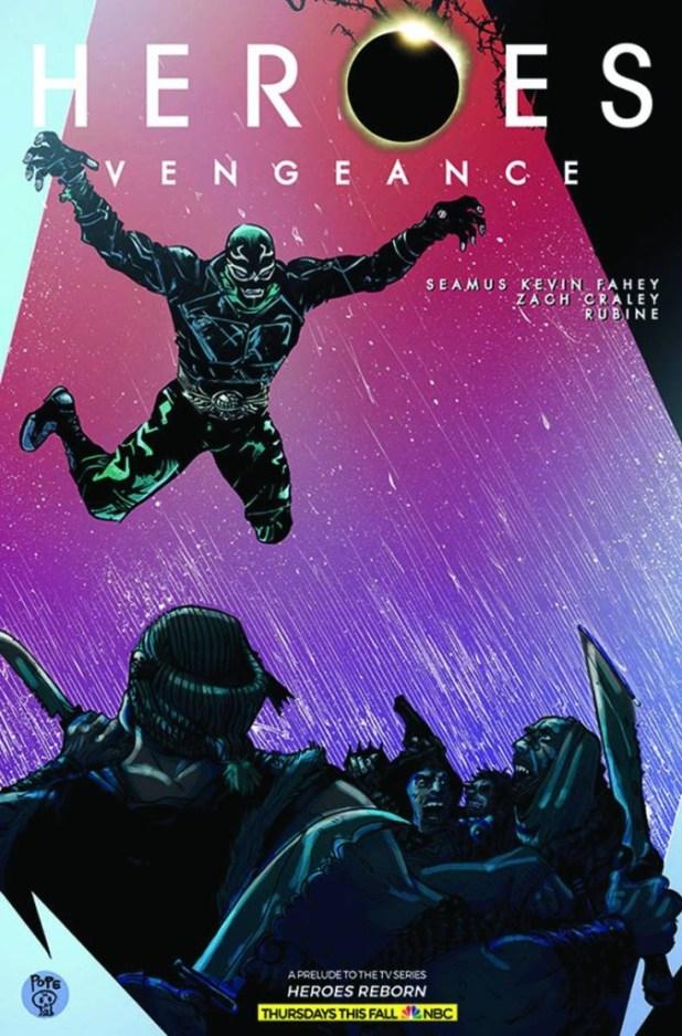 Heroes: Vengeance #1