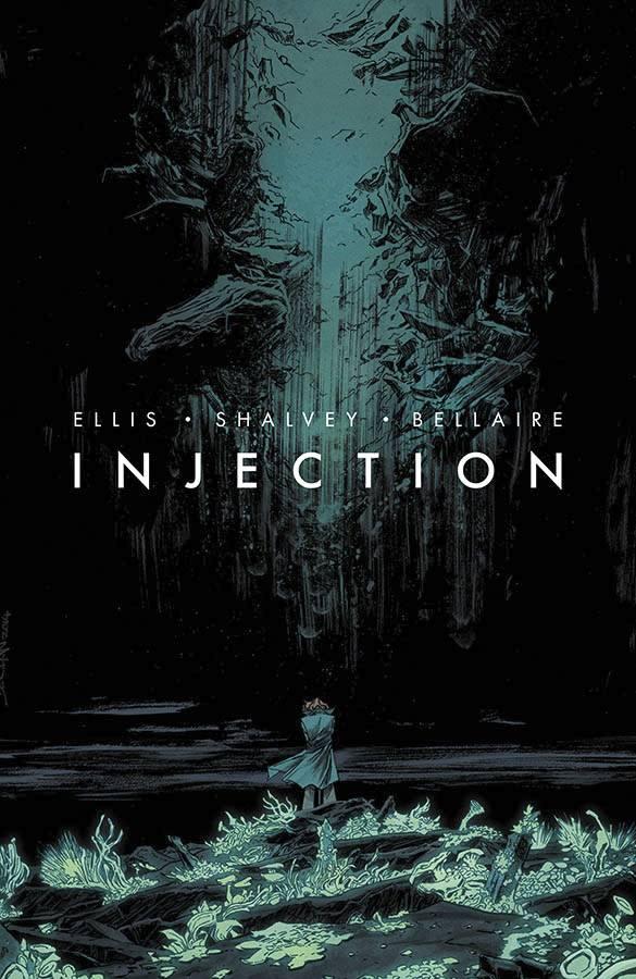 Injection Trade Paperback Volume 1