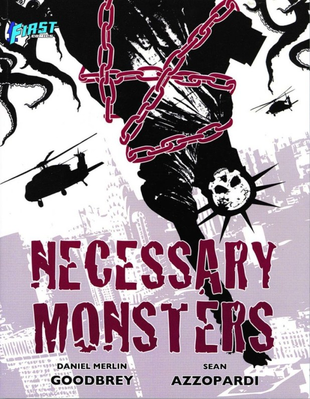 Necessary Monsters Graphic Novel