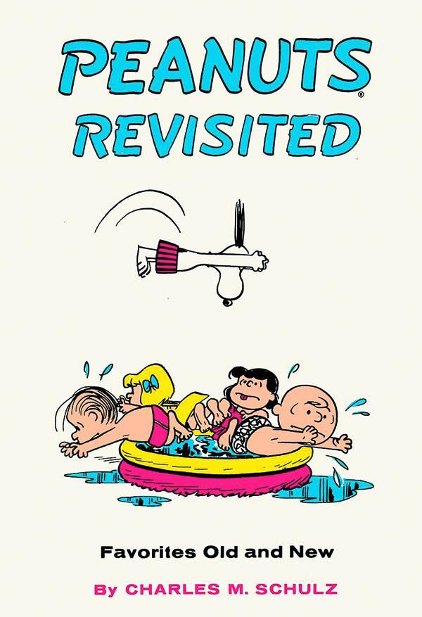 Peanuts Revisited Hard Cover 1955-1959 (Titan Edition)