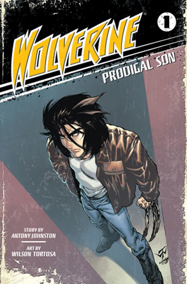 Wolverine: Prodigal Son, scripted by Antony Johnston, is a complete reimagining of Marvel's classic character as a shōnen manga.