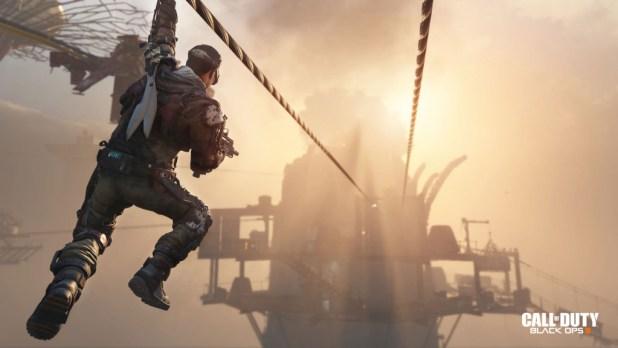 Call of Duty: Black Ops III - Zip Line