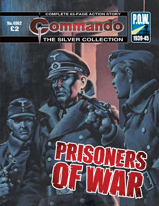 Commando 4862 – Prisoners Of War
