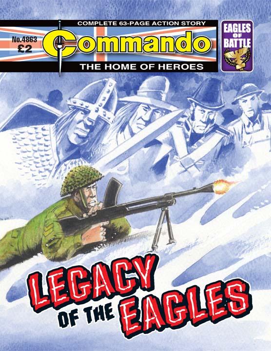 Commando 4863: Legacy of the Eagles