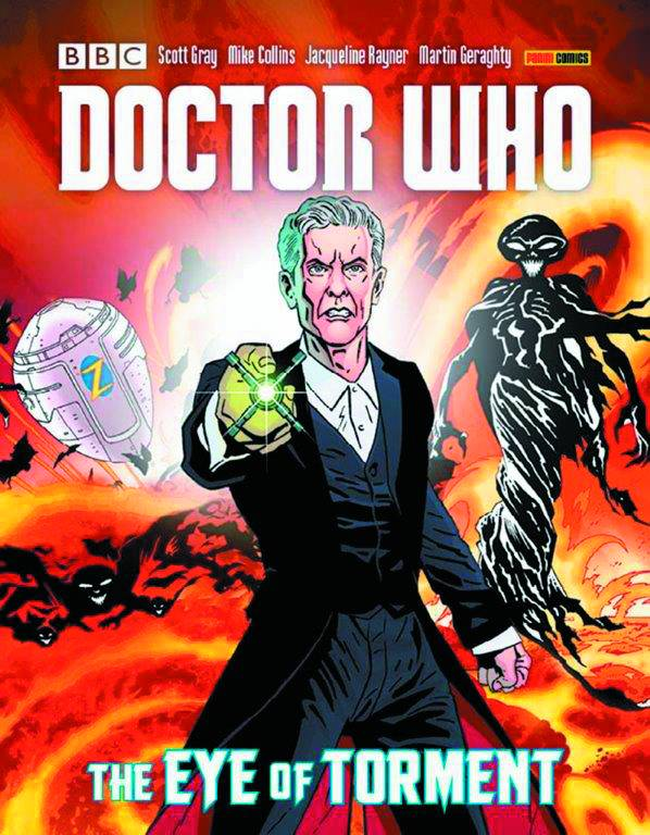 Doctor Who Trade Paperback: The Eye Of Torment