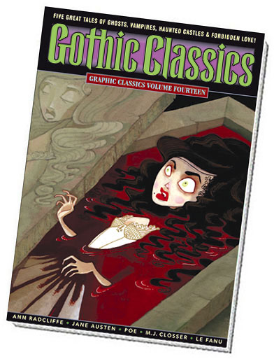Gothic Classics, published by Graphic Classics