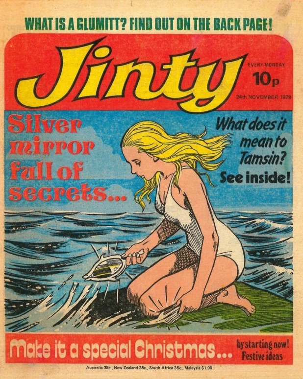 Jinty - Cover Date 24th November 1979