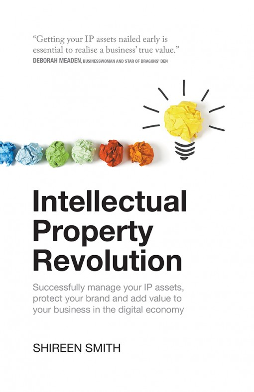 Intellectual Property Revolution - Cover
