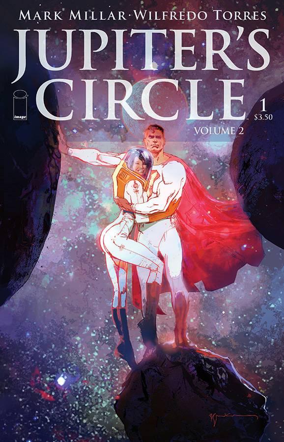 Jupiter's Circle Volume 2 #1
