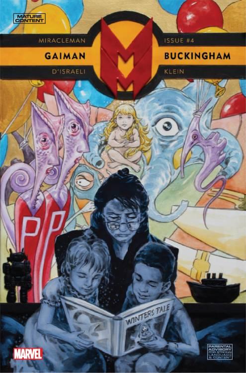 Miracleman By Gaiman And Buckingham #4