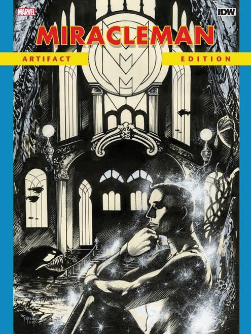 Miracleman Artifact Edition Hard Cover