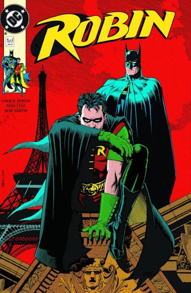 Robin Trade Paperback Volume 1 Reborn