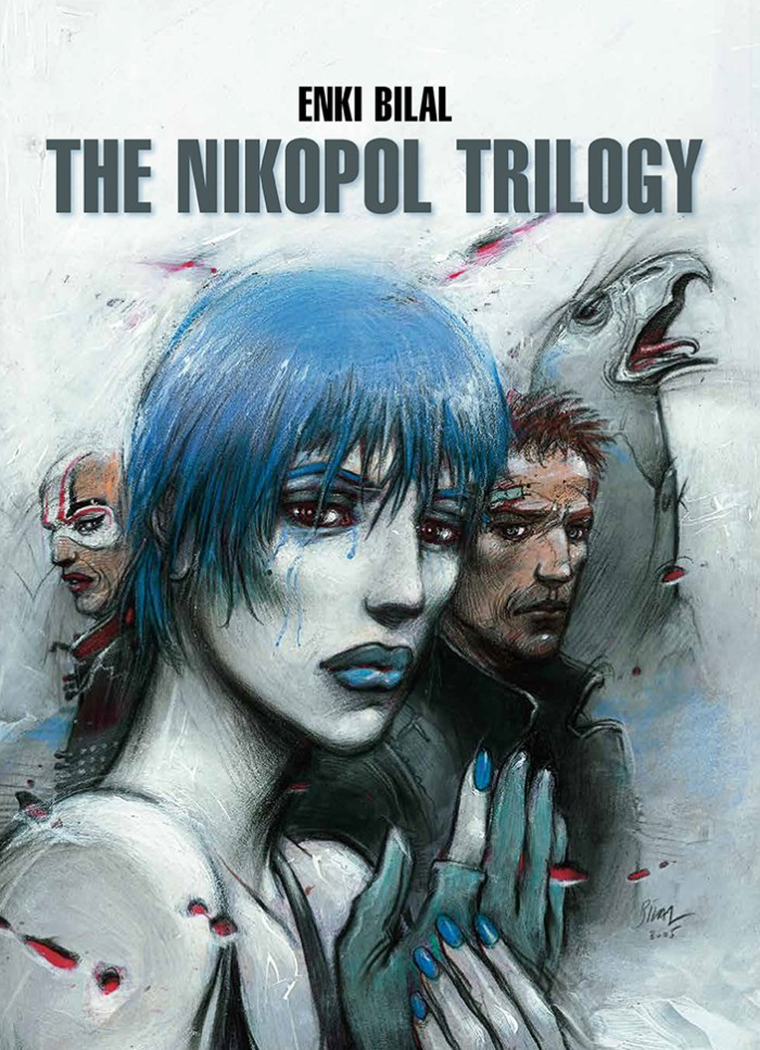 The Nikopol Trilogy Cover
