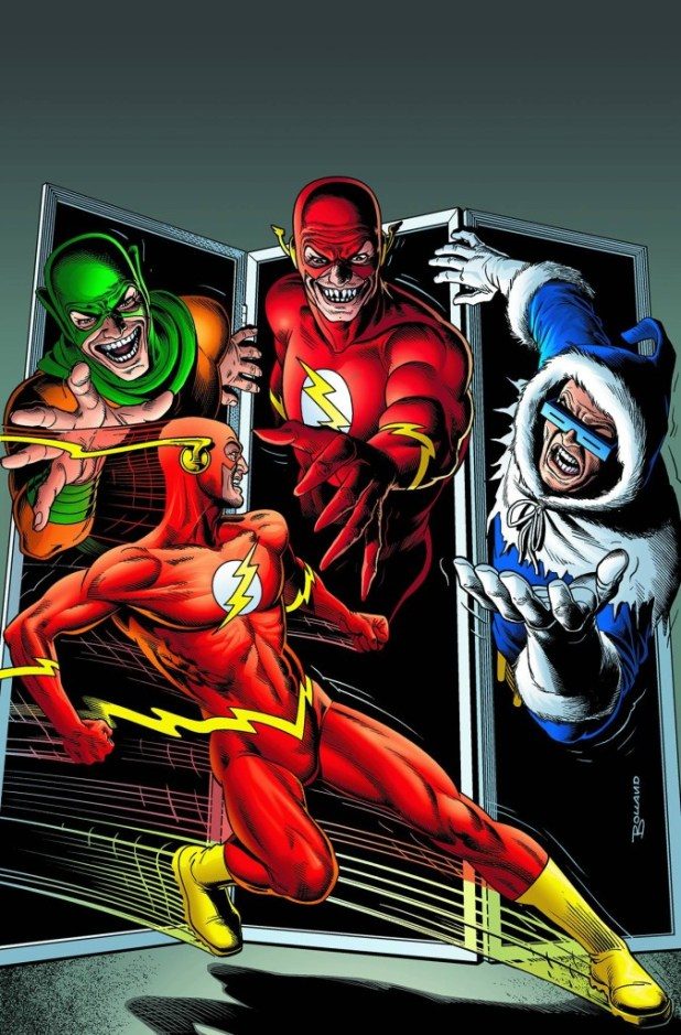 Flash By Geoff Johns Trade Paperback Book 01