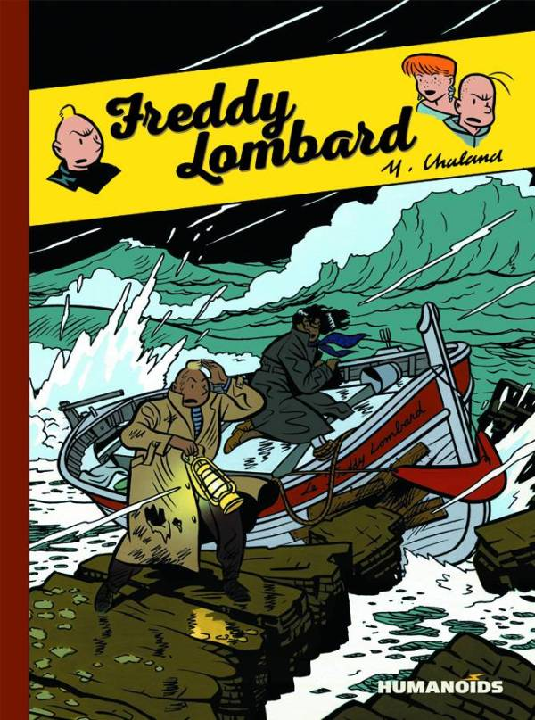 Freddy Lombard Hard Cover