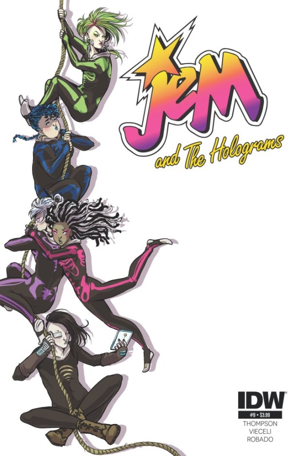 Jem & The Holograms #9