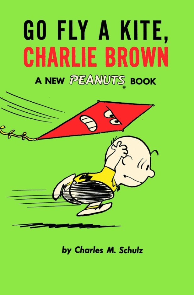 Go Fly A Kite, Charlie Brown Trade Paperback 1959-1960 (Titan Edition)