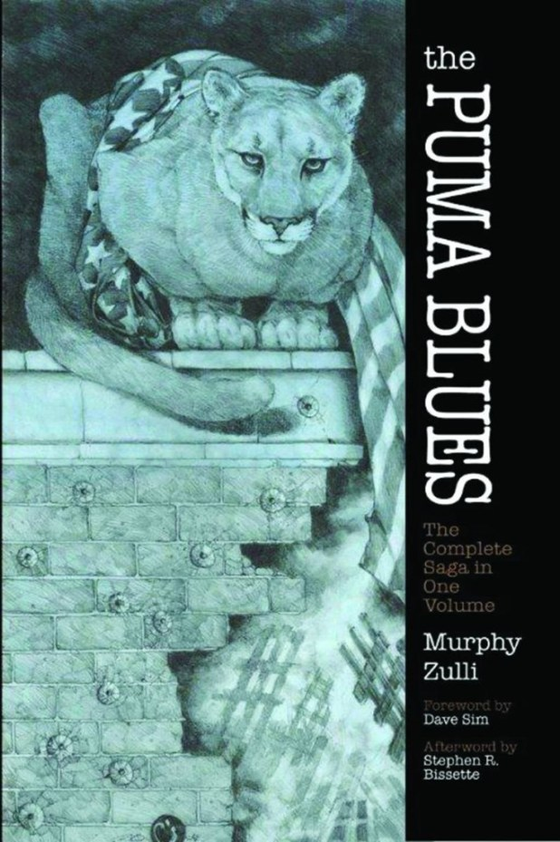 Puma Blues Complete Saga Hard Cover