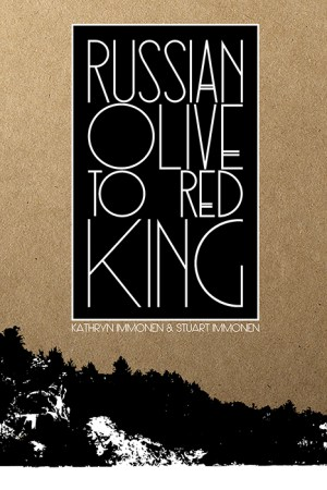 Russian Olive To Red King.