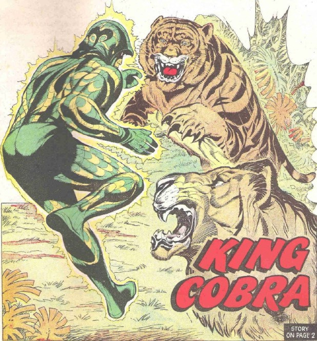 "The Hotspur Issue 856 ""King Cobra"""