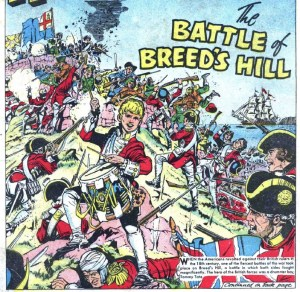 """The Hotspur 209 """"The Battle of Breeds Hill"""""""