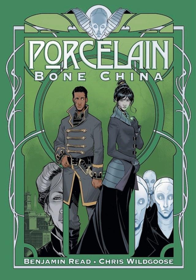Porcelain: Bone China - Cover