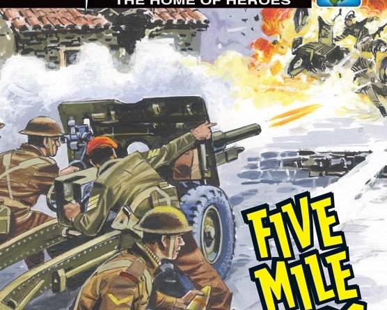 Commando No 4867 – Five Mile Snipers