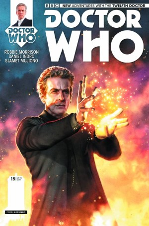Doctor Who 12th #15 - Regular