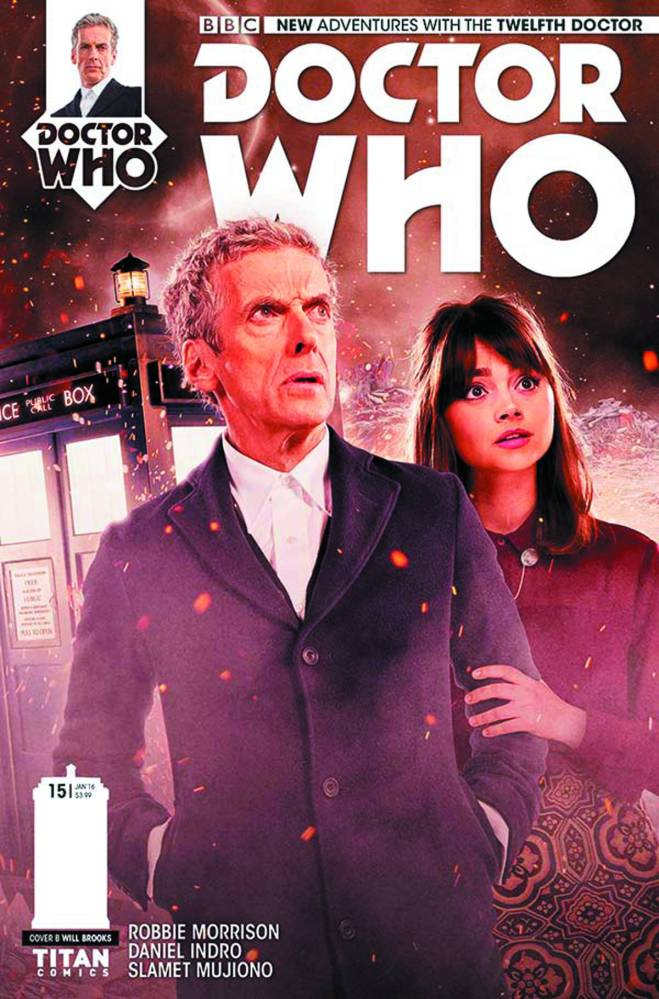 Doctor Who 12th #15 - Subs