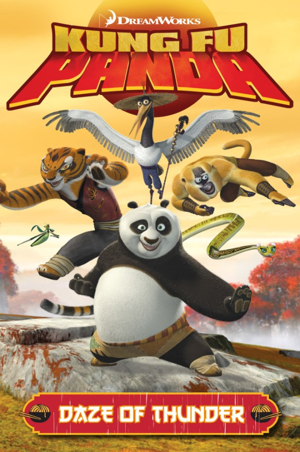 Kung Fu Panda Volume One; Daze of Thunder