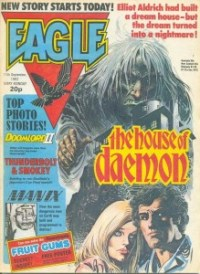 Eagle - 11th September 1982 - Cover