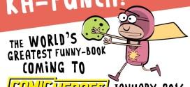 "Marc Jackson's ""Ka-Punch!"" Comes to Comic Heroes"