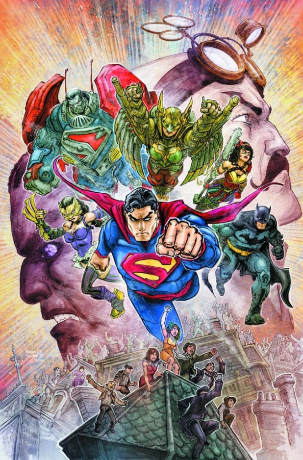 Infinite Crisis Fight For The Multiverse Trade Paperback Volume 2