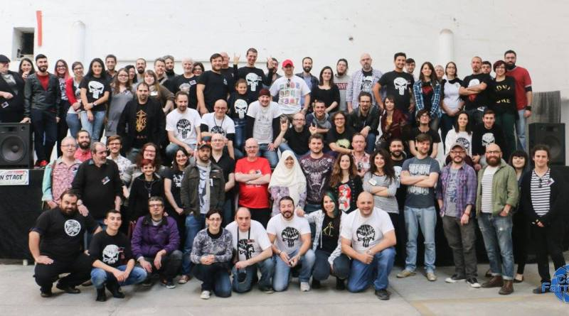 Malta Comic Con 2015 - Group Image