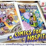 Moose Kid Comics - Comics for Hospital Campaign