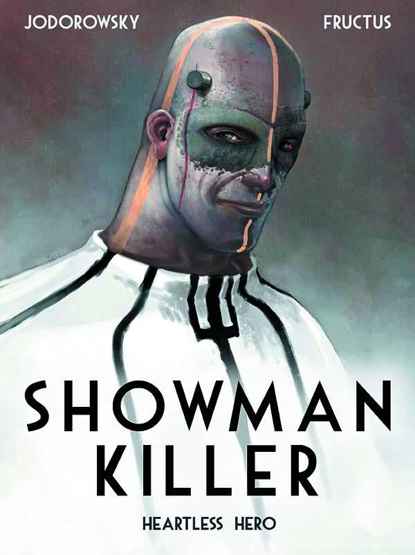 Showman Killer Hard Cover Volume 1