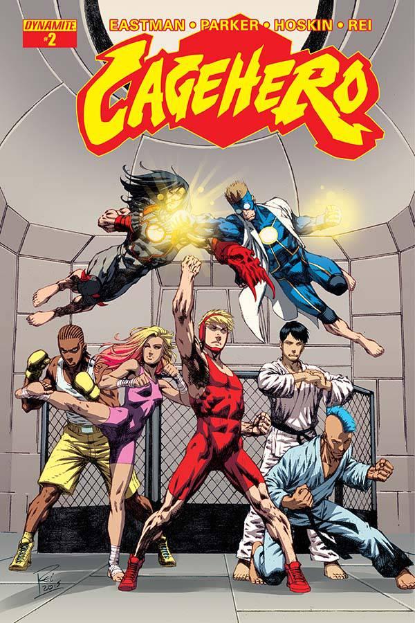 Cage Hero #2