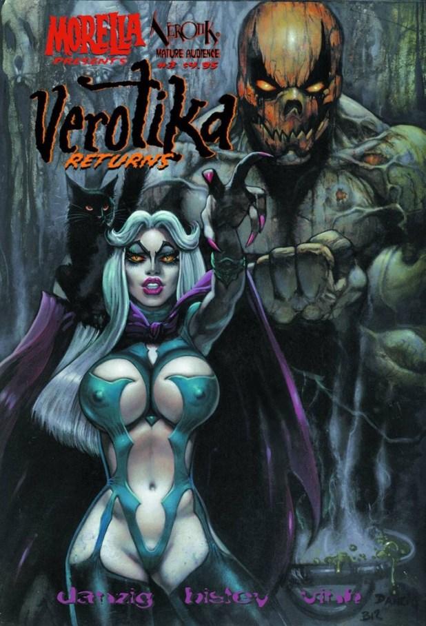 Morella Presents Verotika Returns Special #3