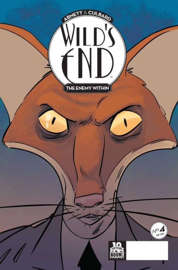 Wild's End Enemy Within #4